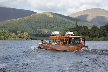 Keswick Launch Keswick Lake District